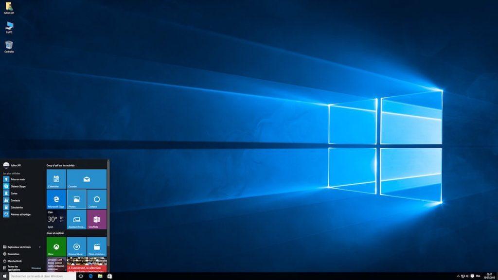 comment télécharger windows 10 sur clé usb