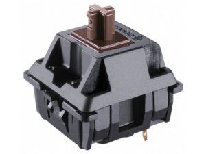 interrupteur (switch) d'un clavier mécanique