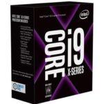 Boite de processeur Intel Core I9 X-Series
