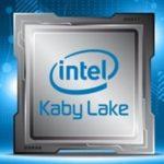 Puce d'un processeur à l'achitecture Kaby Lake