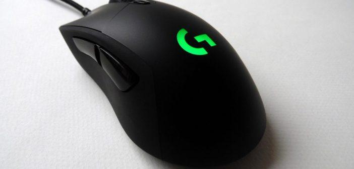 Notre test de la souris Logitech G403 Prodigy
